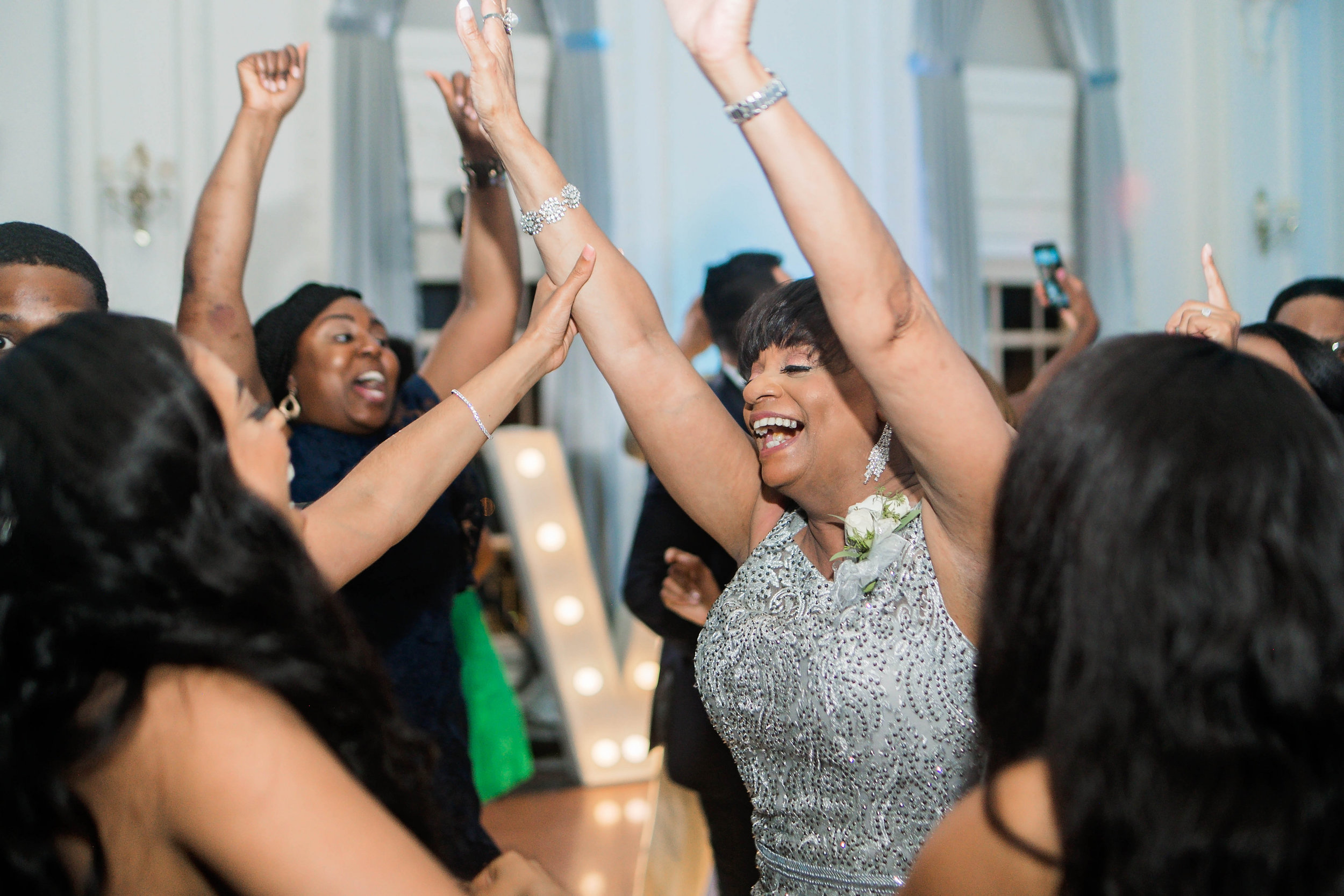 Tulsa Wedding- Pharris Photography- Reception- Darla + Quinton- Dance Floor