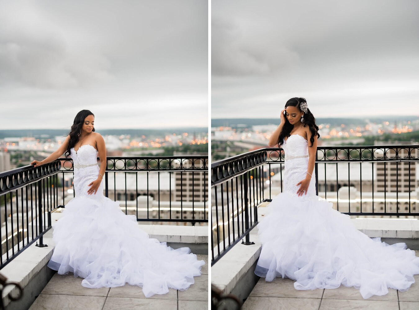 Tulsa Wedding- Pharris Photography- Couple- Darla + Quinton- Bride