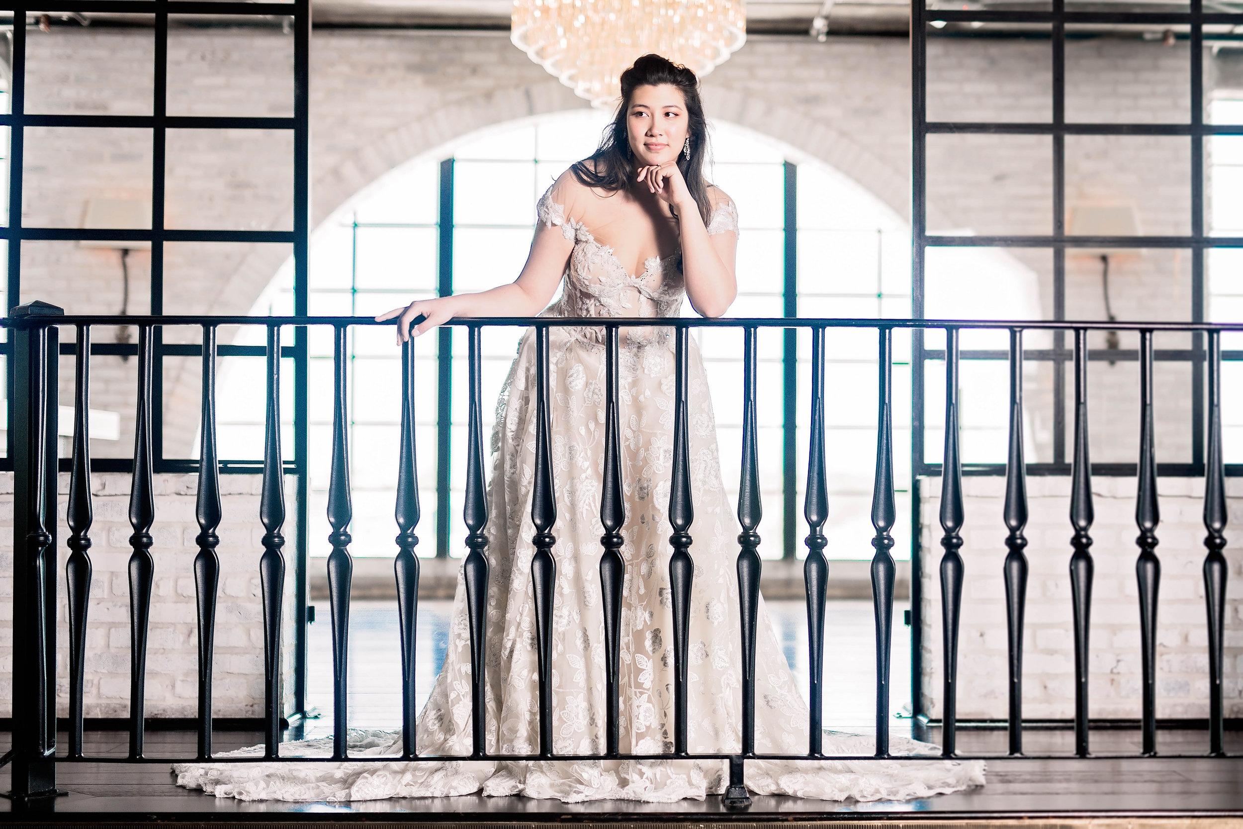 Pharris Photography- Bridal Portraits- Astorian Events- Houston Bride- Kaimyn