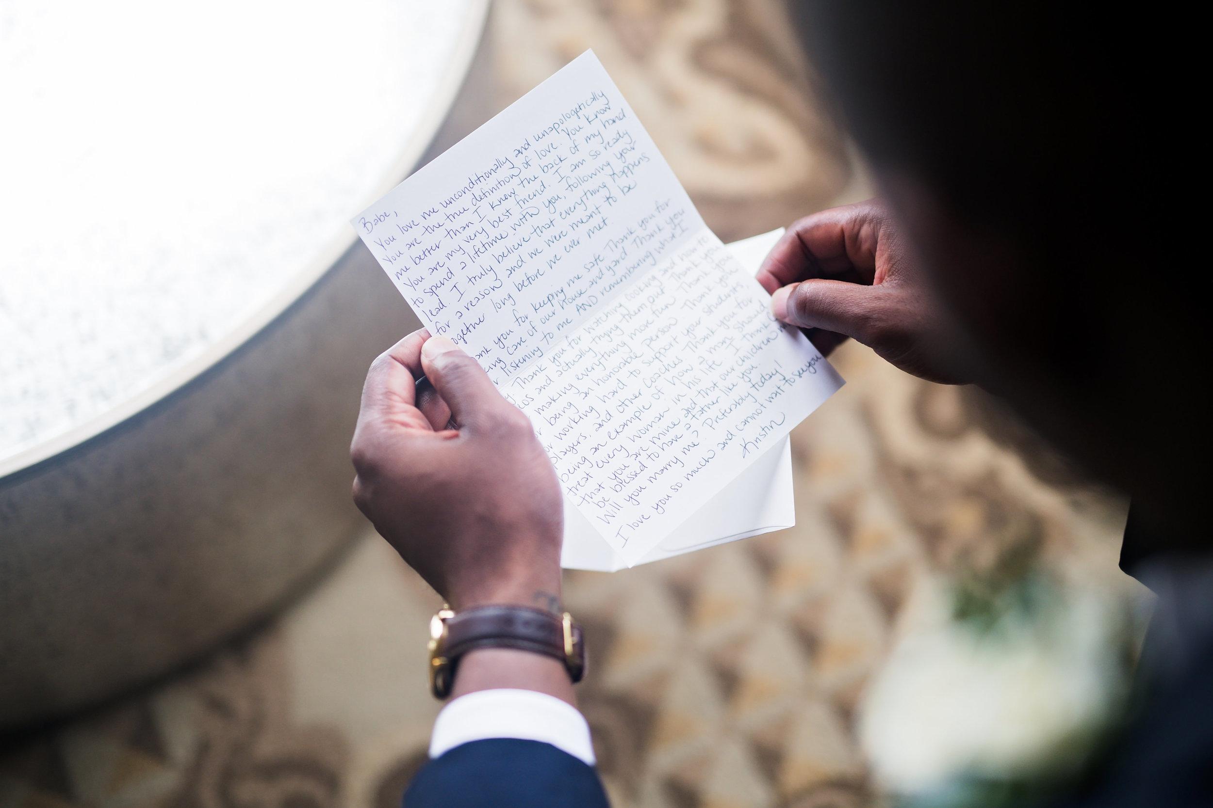 Houston Wedding- Pharris Photography- Getting Ready- Kristin + Robert- Vows