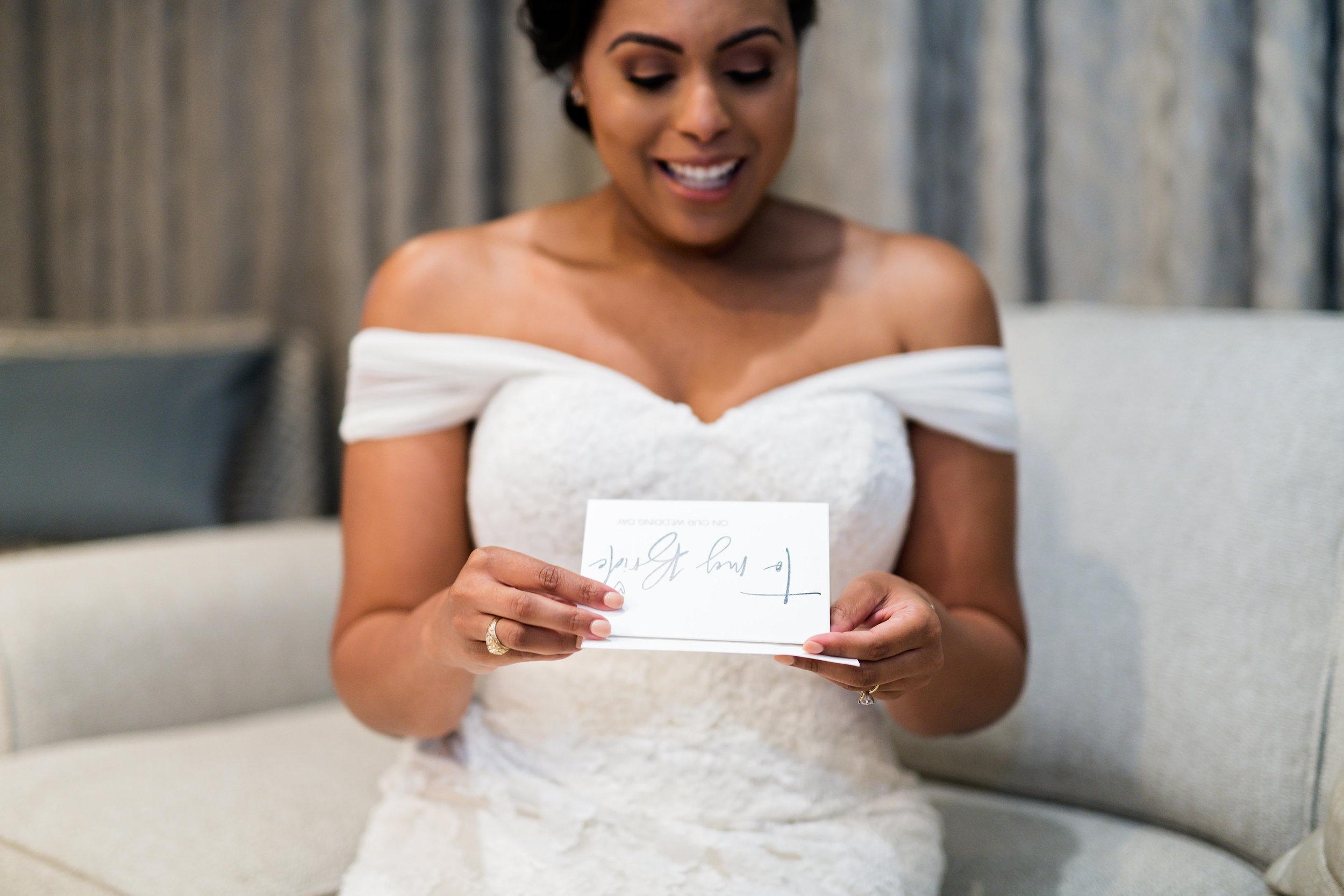 Houston Wedding- Pharris Photography- Details- Kristin + Robert- Vows