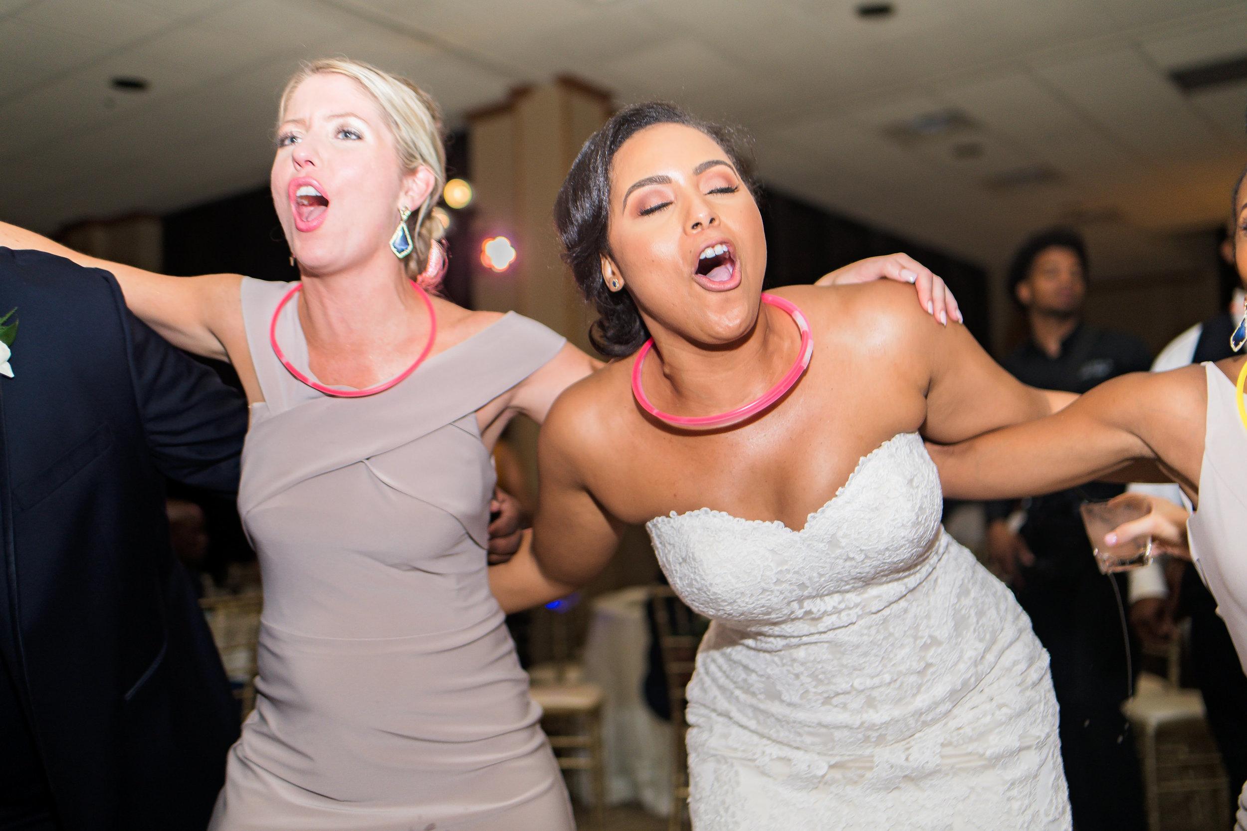 Houston Wedding- Pharris Photography- Reception- Kristin + Robert- Dance Floor