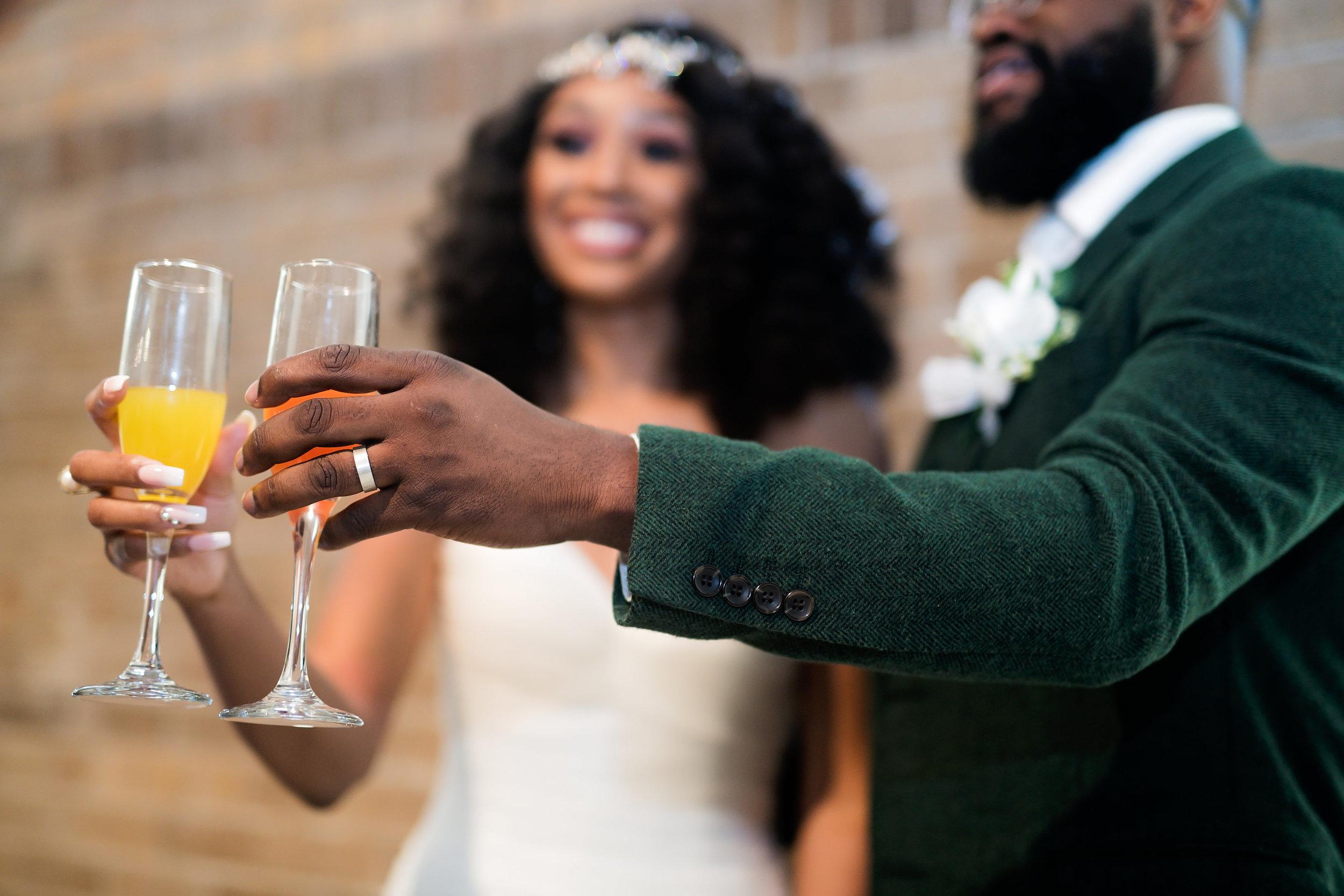 Houston Wedding- Pharris Photography- Reception- Lorece + Jeremy