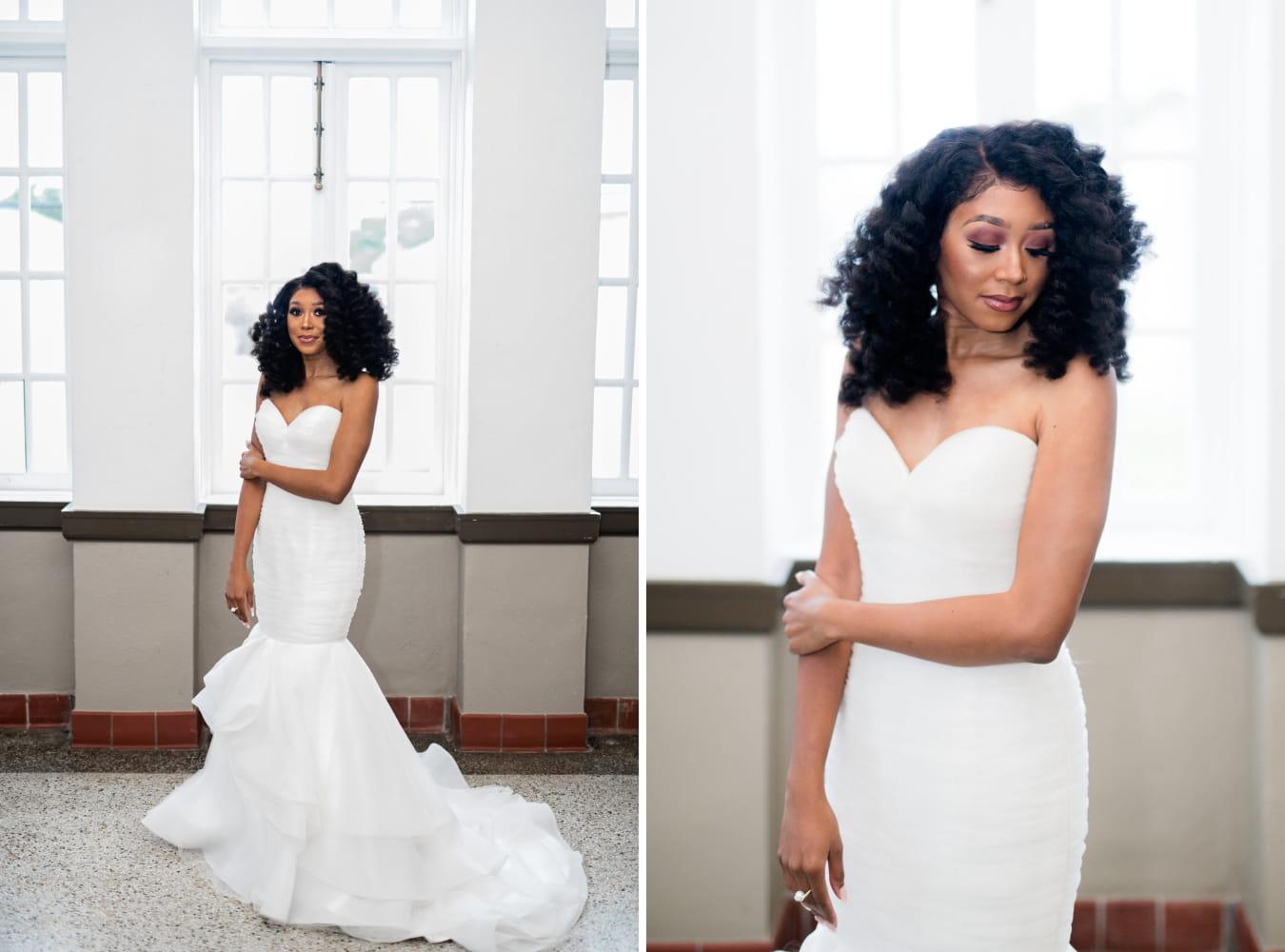 Houston Wedding- Pharris Photography- Getting Ready- Lorece + Jeremy -Bride