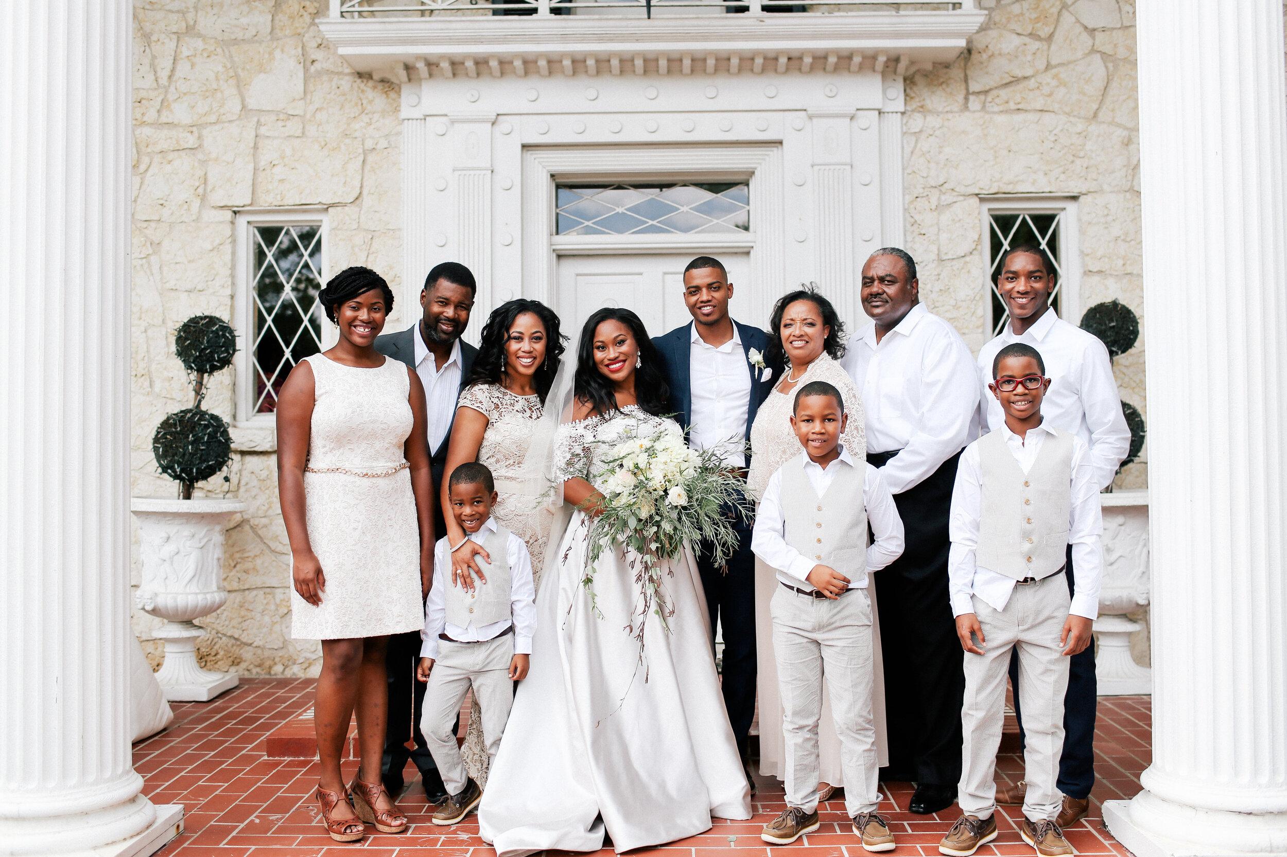 Farris-Wedding-Family