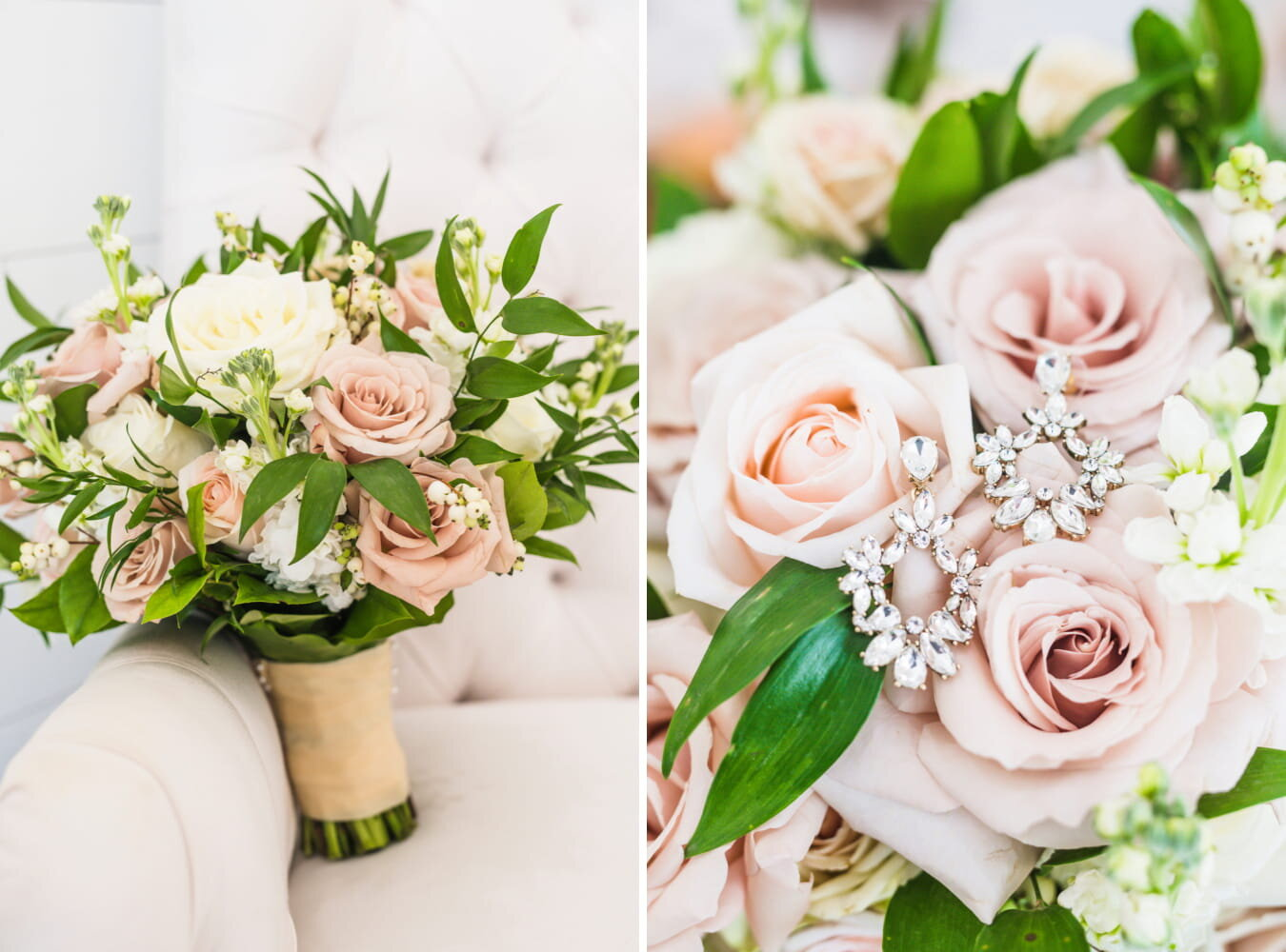Dallas Wedding- Pharris Photography- Details- Alexiss + Chaz- Jewelry- Floral- Bouquet