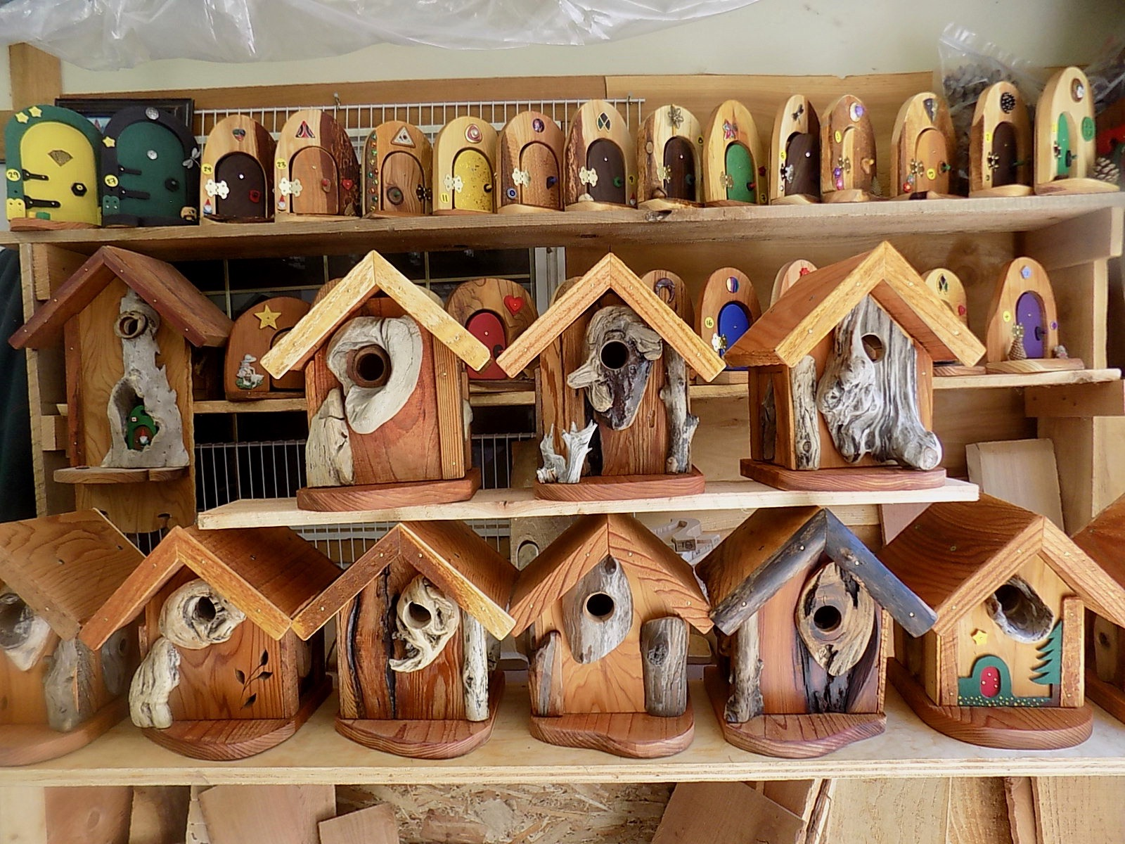 All new Bird houses for SALE 2019