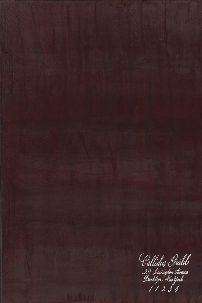 PL-1707 Ribbon - Bordeaux