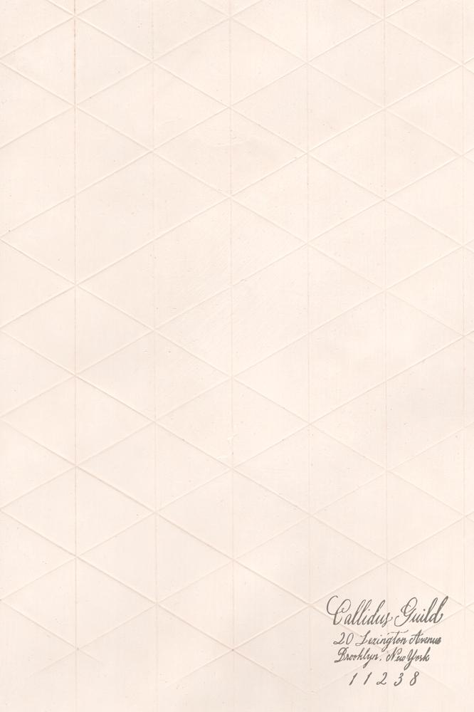 WP-1254 Tessellation - Peony