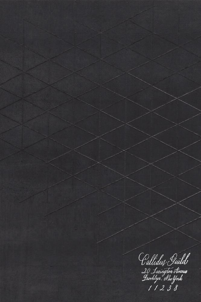 WP-1246 Tessellation - Caviar