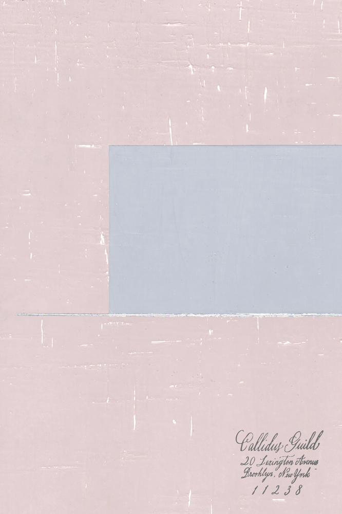 WP-1636 Tessera - Periwinkle + Quartzite