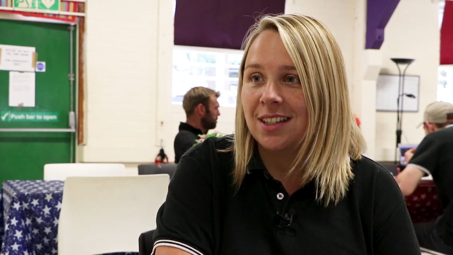 Volunteer From The Camberley All Night Cafe discusses what the facility can provide for the homeless in Surrey Heath.