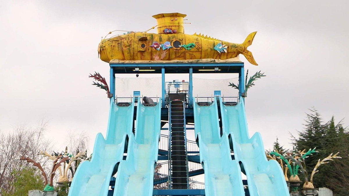 Try the Tidal Wave at Thorpe Park Resort which needs no introduction as it's one of the things to do in Surrey on everyone's list!