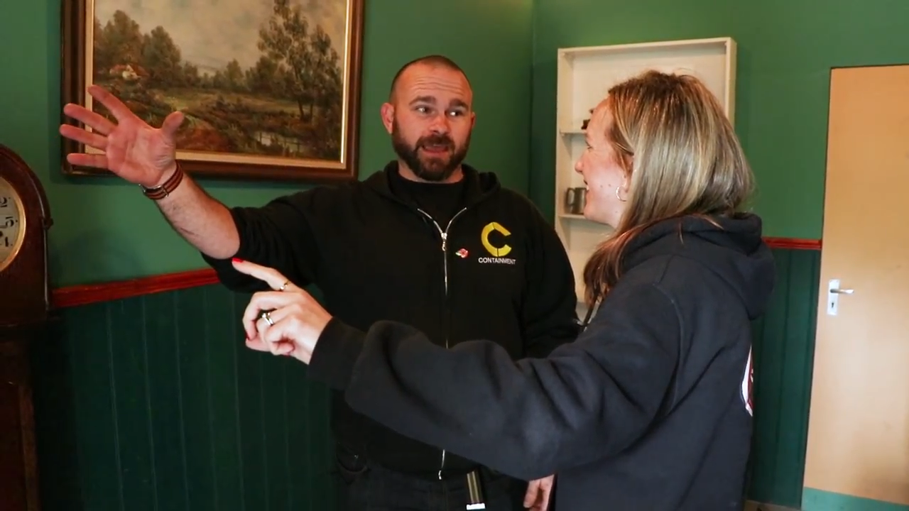 It's the new craze and one of the latest things to do in Surrey, Containment Escape Rooms in Guildford.