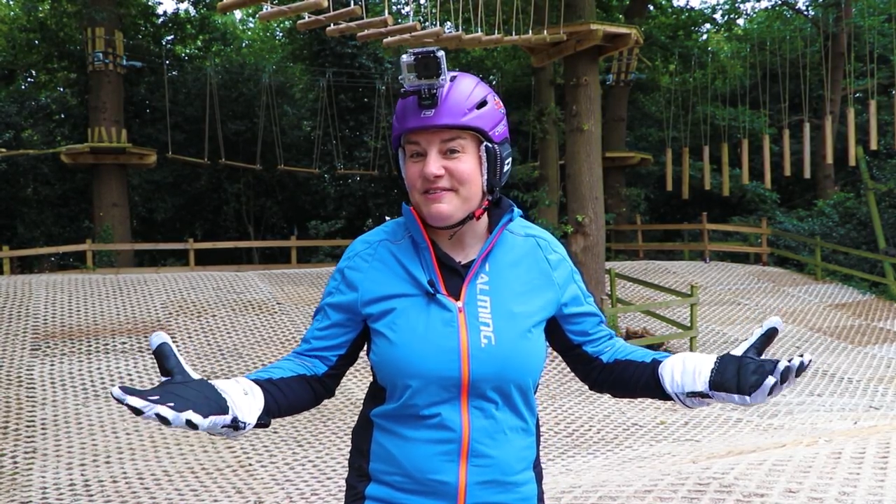 If you're planning a day at Skywalk Adventure in Esher, you can also enjoy their second attraction Sandown Ski, making this one of the must do things in Surrey.