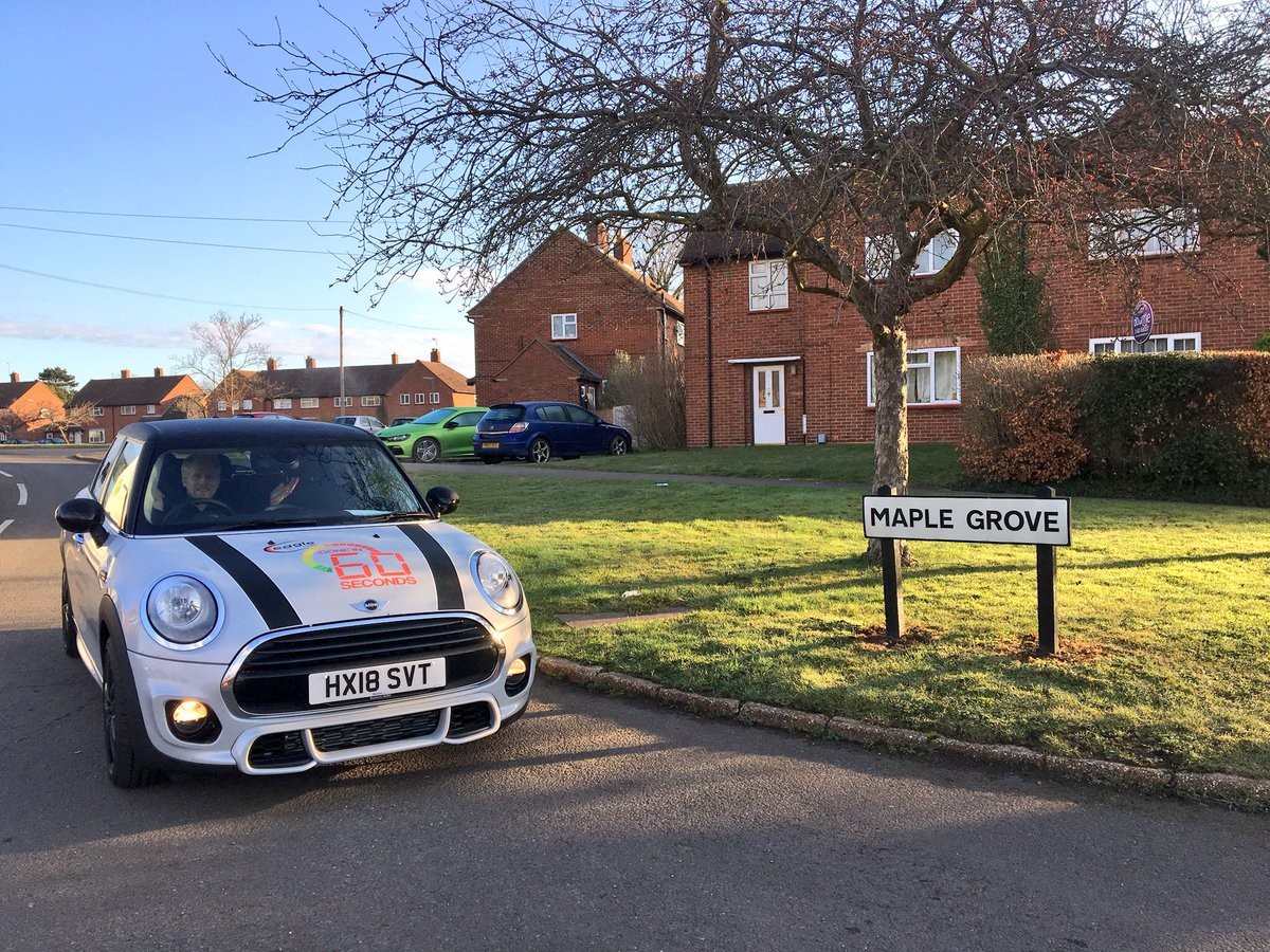 Surrey's local radio station, Eagle Radio gives away £2,000 in Gone In 60 Seconds