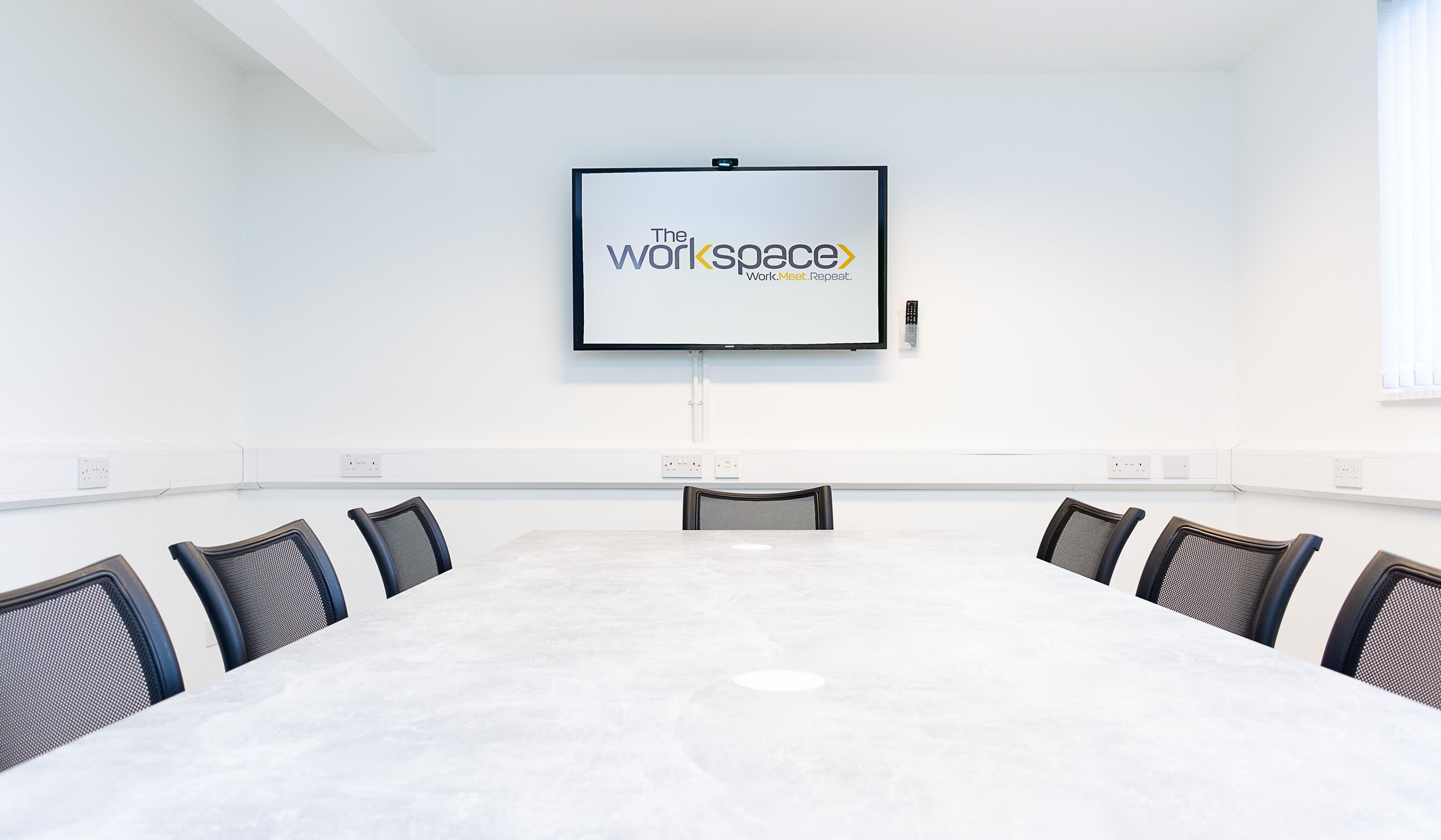 The Workspace Handforth Meeting Room  Photo credit: Compton Harry Photography