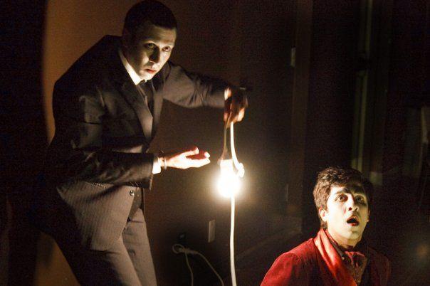 Ravi Jain and Adam Paolozza, Why Not Theatre, Luminato