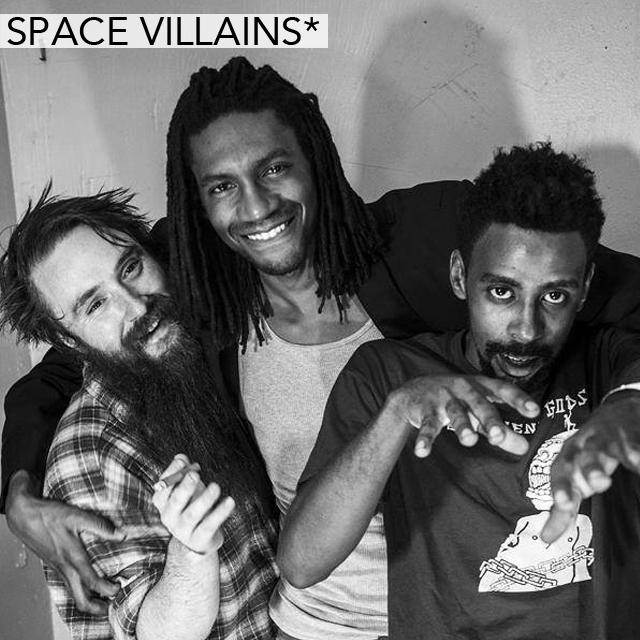 Space Villains*