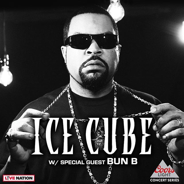 This #saturday (08/18/18) at the @toyotamusicfactory catch @icecube w/ @therealtrillionaires & @djbabyroo in #irvine /  #dallas #texas #hiphop #trueschool #music