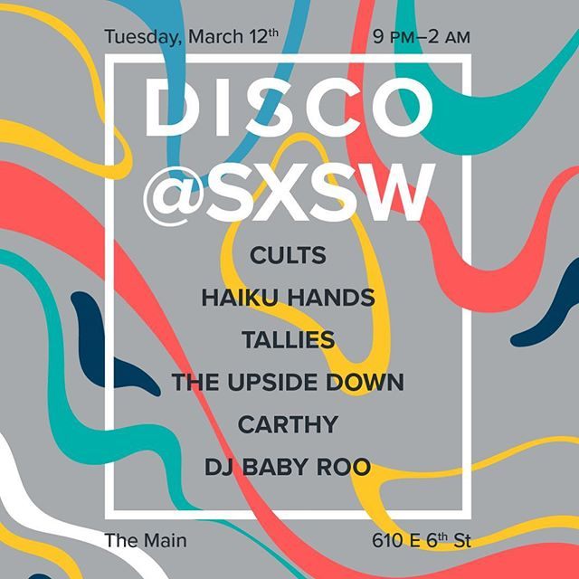 03/12/19 - The Main - 610 E 6th st. #sxsw #sxsw2019 #hashtag