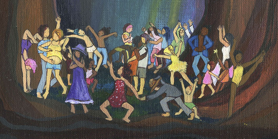 Detail Alors on Dance