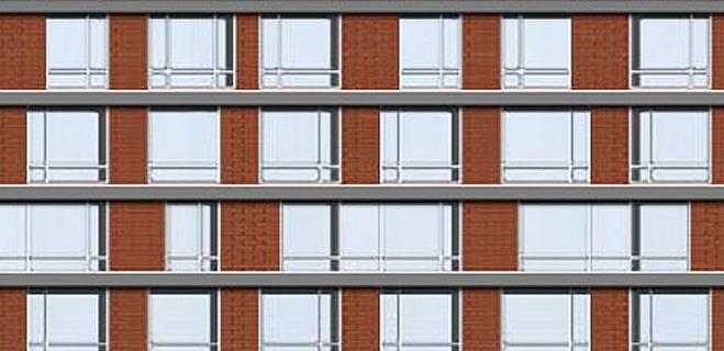 Facade Detail   440  42 St, New York, NY