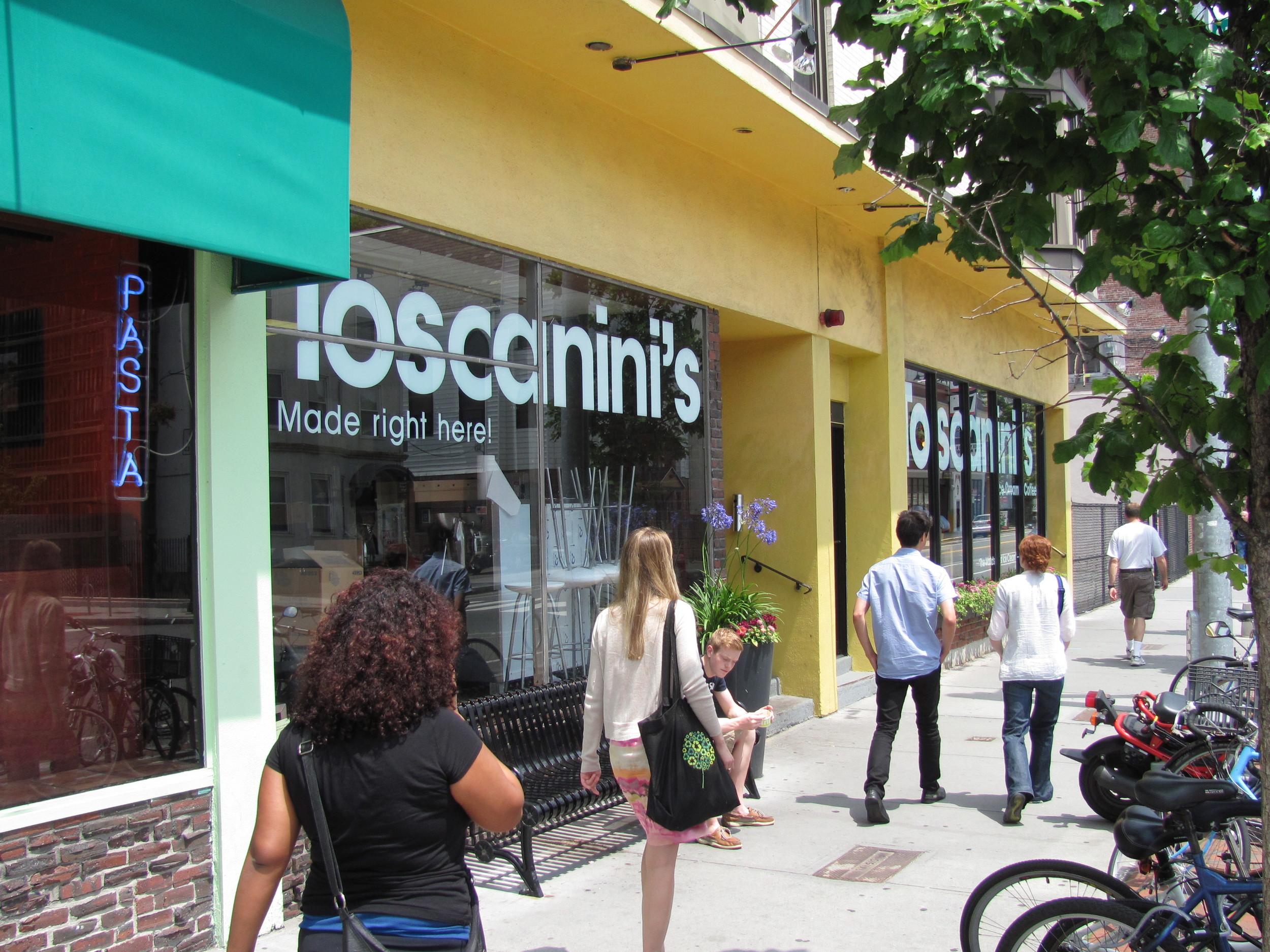 Toscanini's Ice Cream | Mass+Main, Cambridge, MA