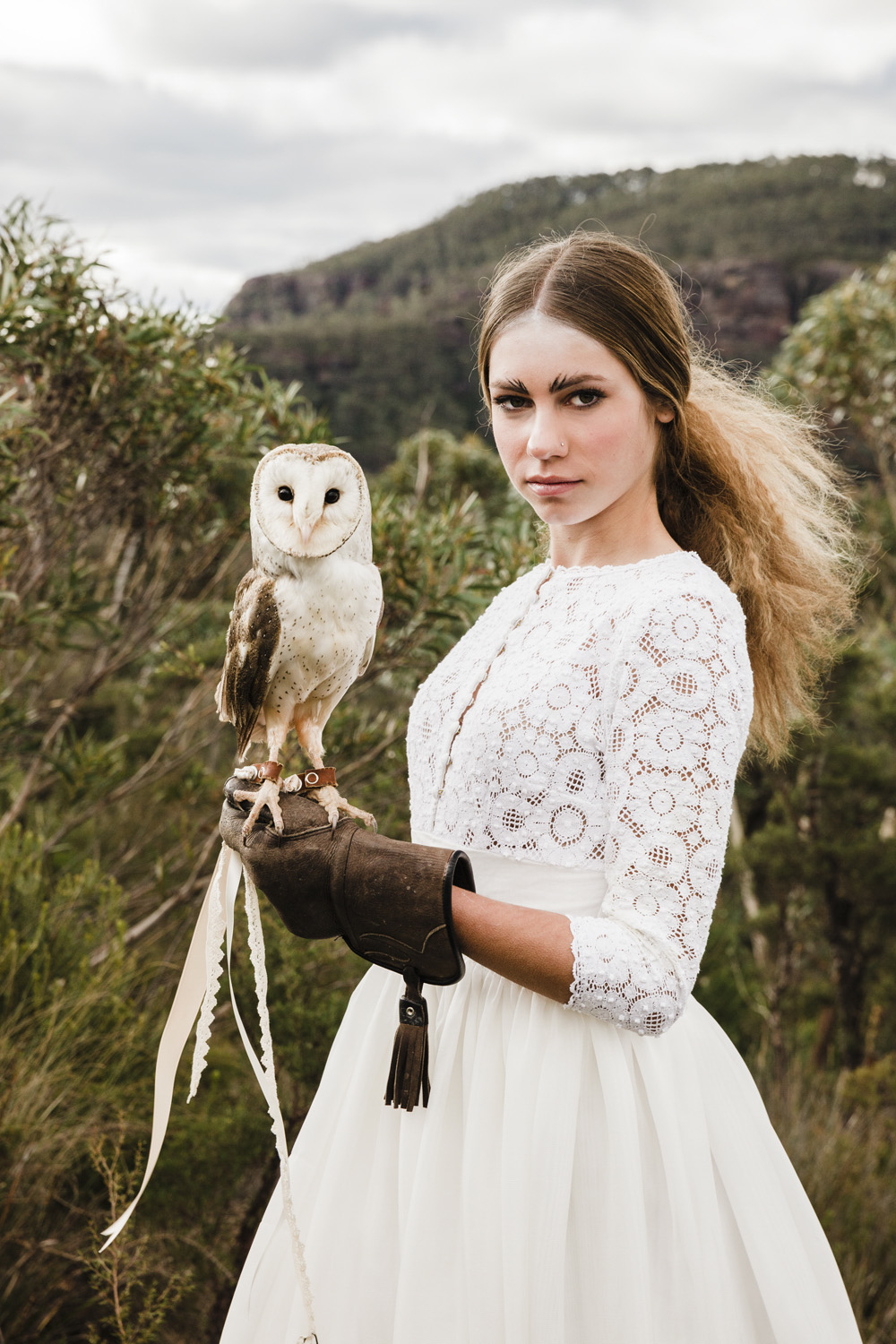 Owl Wedding Blue Mountains