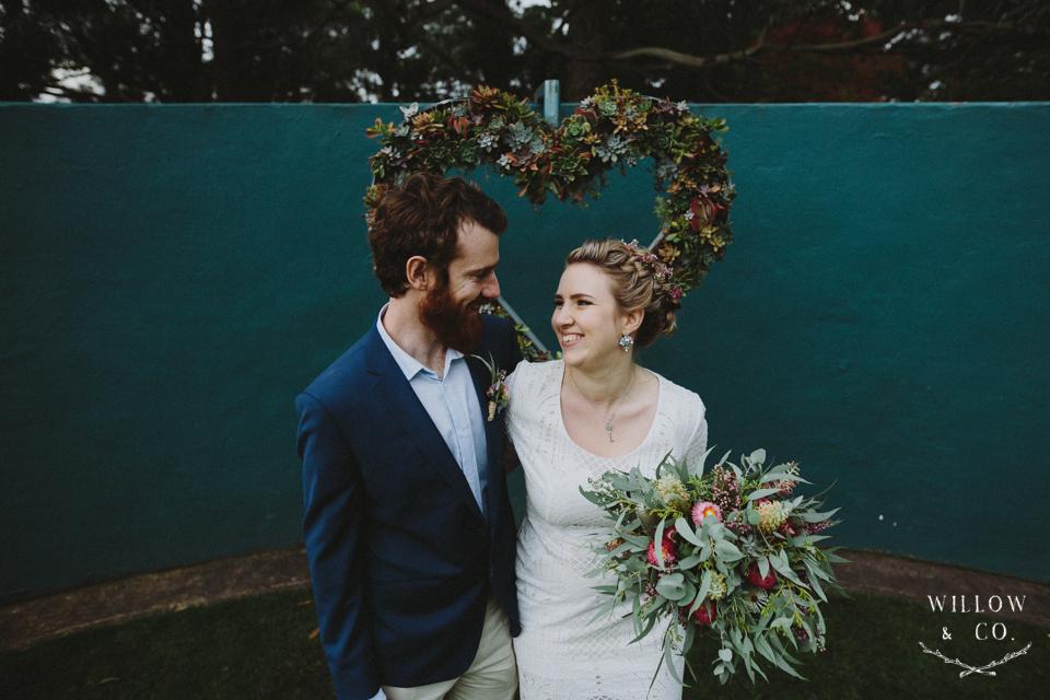 Wedding Portrait Hairbraid