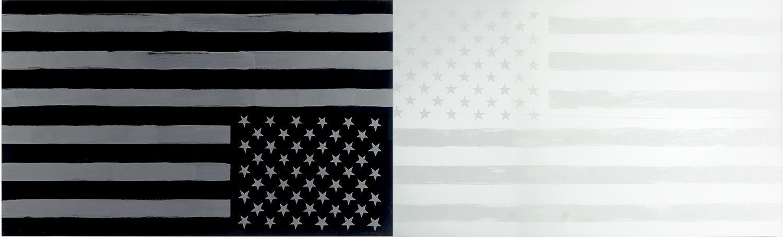 Nimai Kesten,  Monochromatic America , 2015