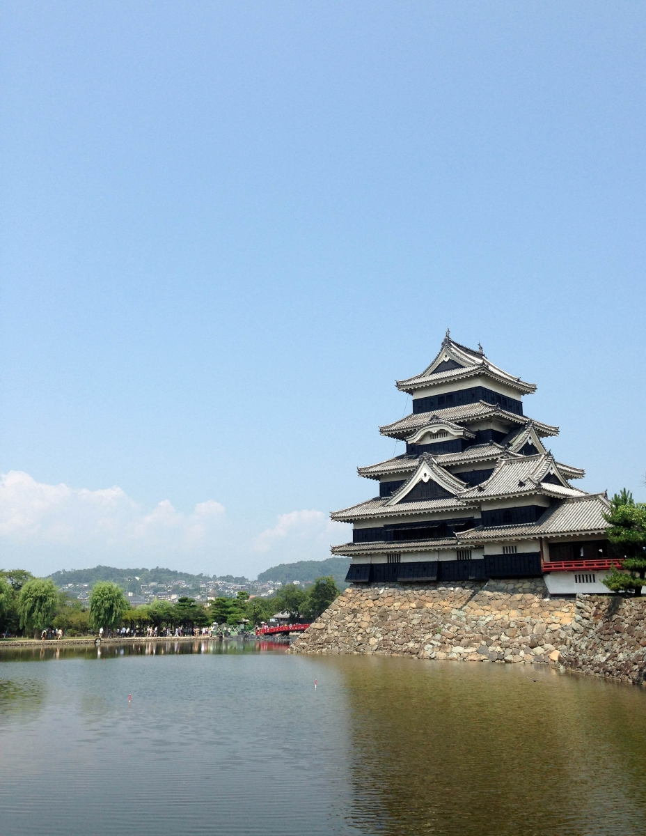 Matsumoto Castle, Japan.  Clayton Manning/Project Seahorse