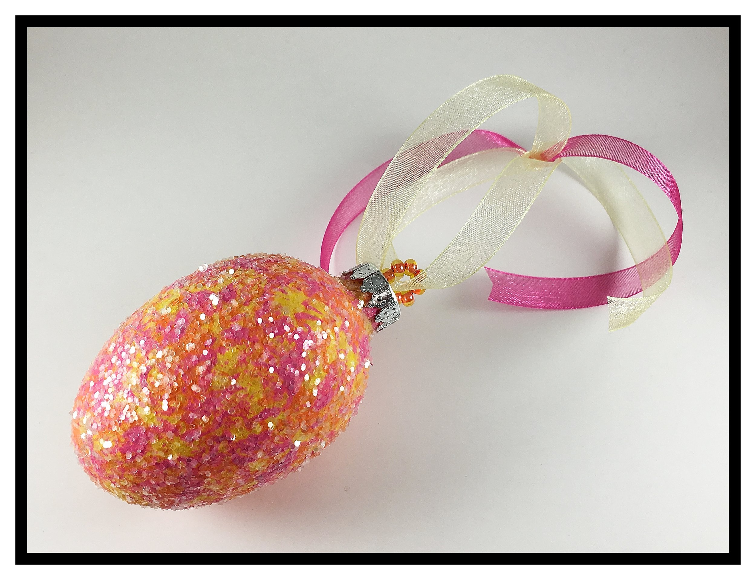 egg ornament hot pink orange yellow.jpg