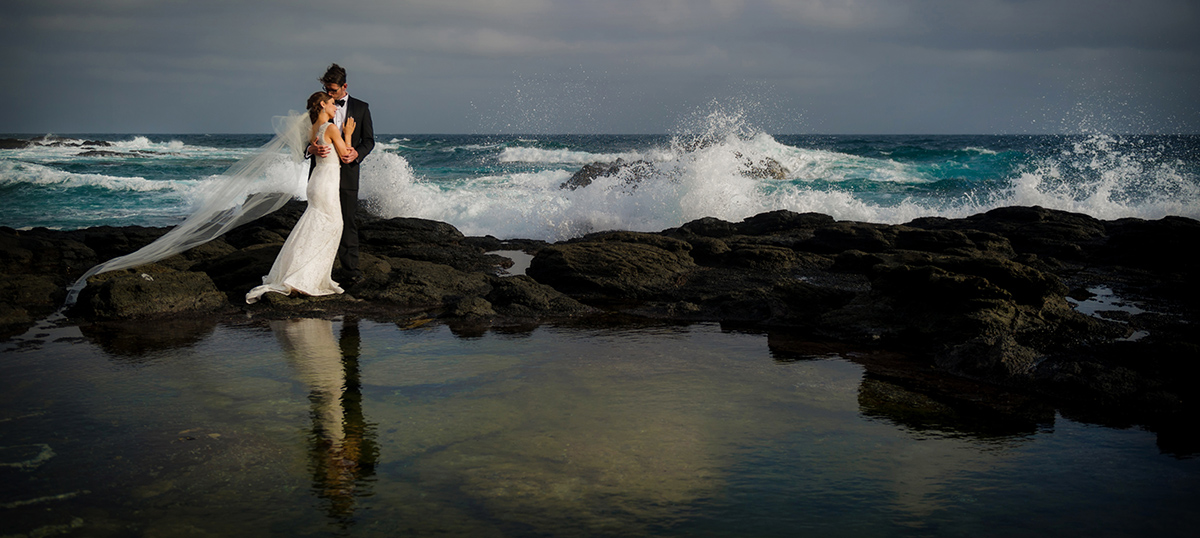 Melbourne Coast Wedding