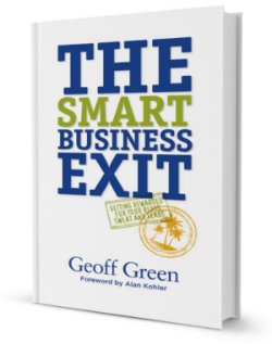 Business Exit book
