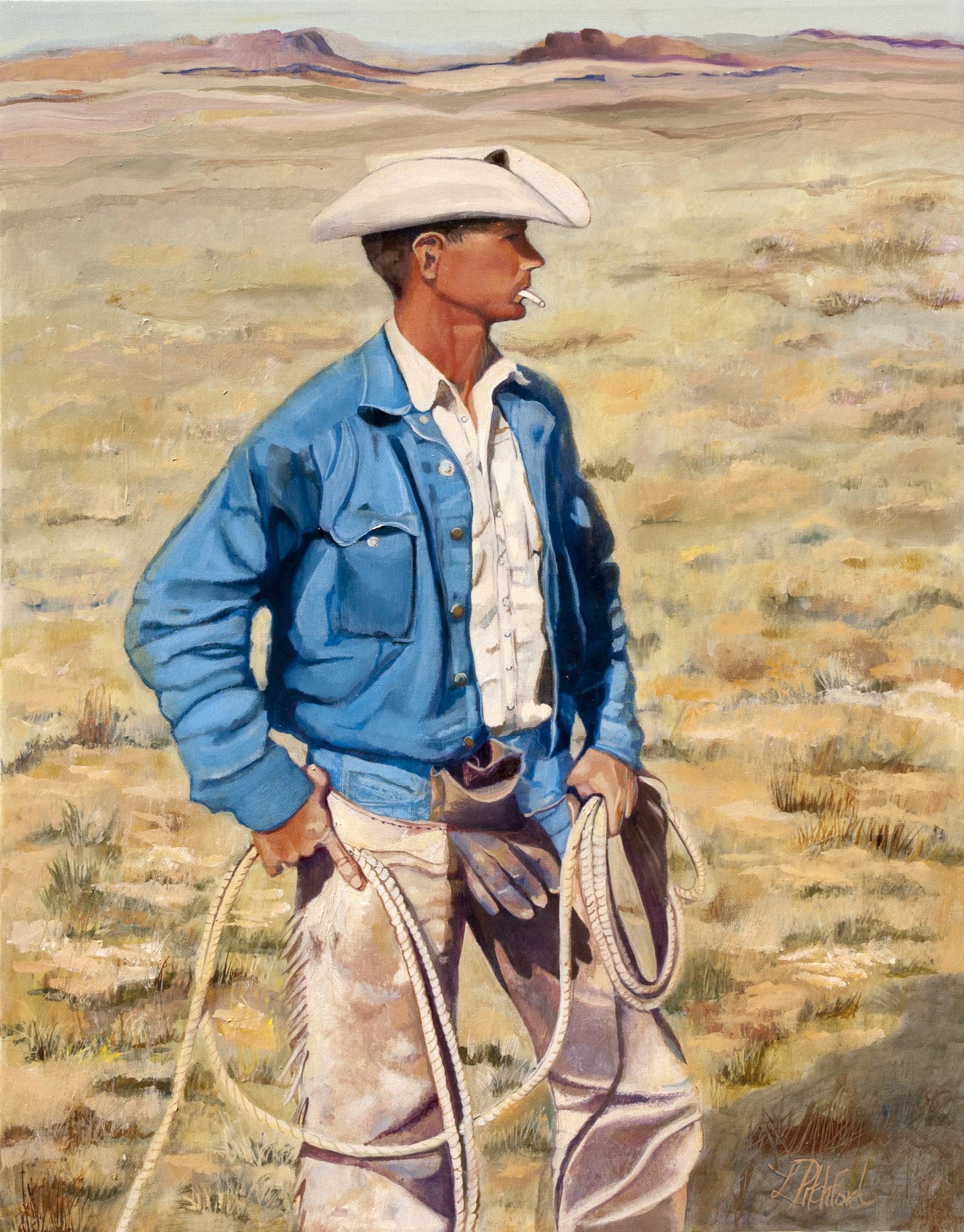 Plains Cowboy