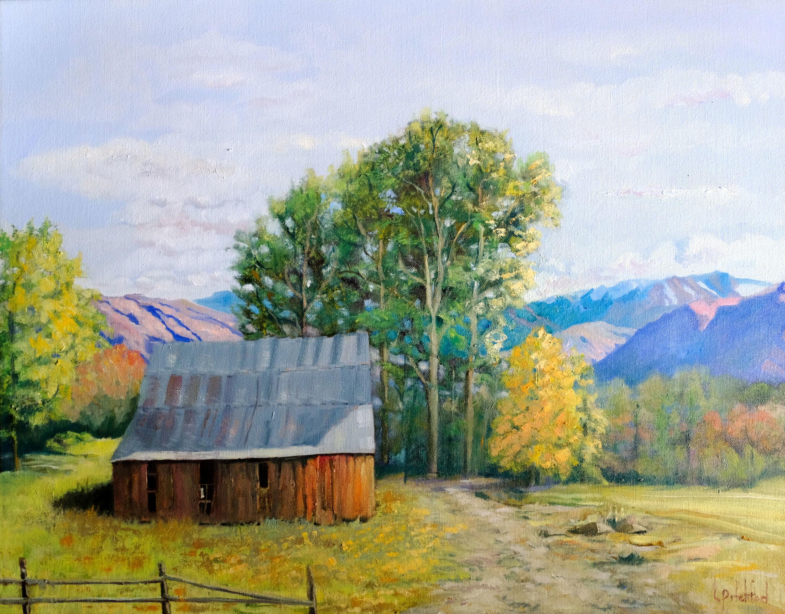 Springville Barn