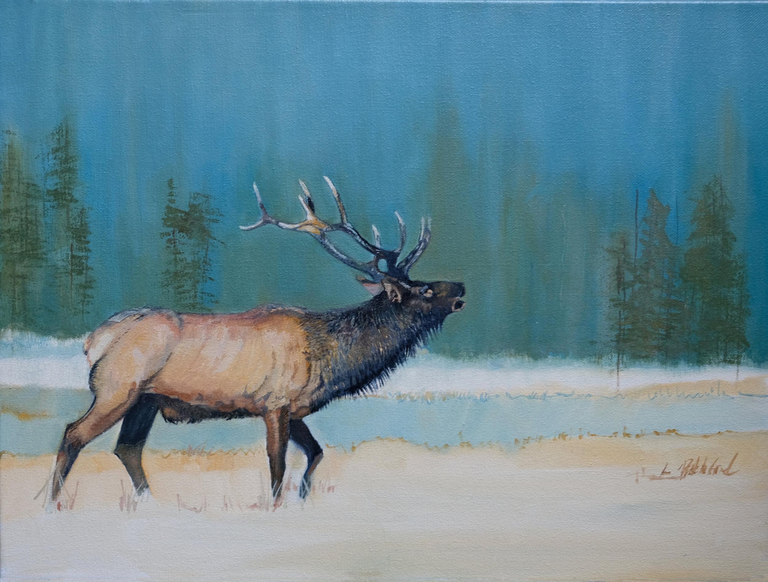 Elk King - SOLD