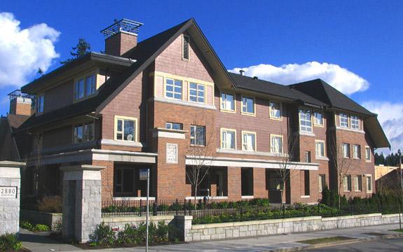 The DKE House at UBC