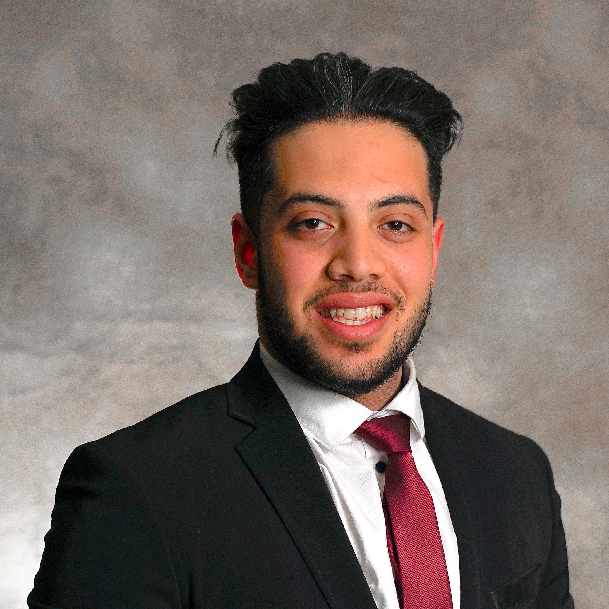 Vice President | Ibrahim Kawasme
