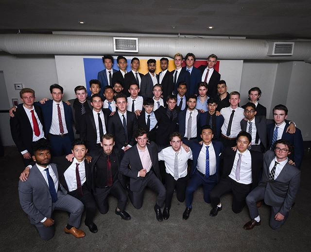 We are incredibly proud to introduce the Phi Alpha Pledge Class of '19.  We could not be more excited to welcome these 37 outstanding young men, and support them as they grow and contribute to the chapter and community around us.  Κηροϑεν Φιλοι ἀει #DKE #vivaladke