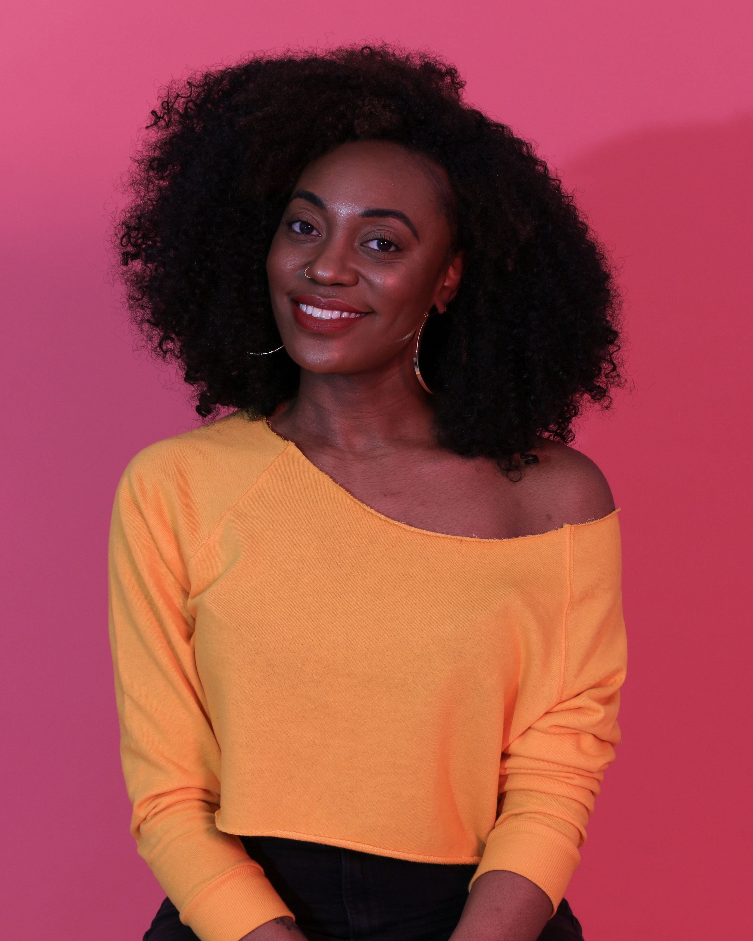 Danielle Roberson - African American, 32