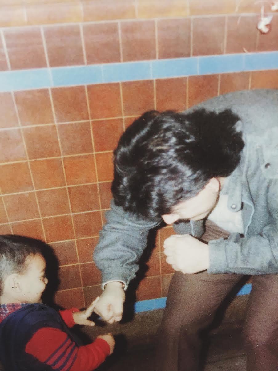 Raul + Dad