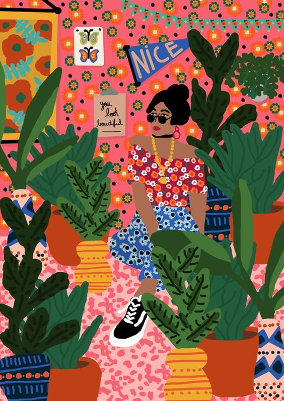 illustration by Erica Chan Coffman