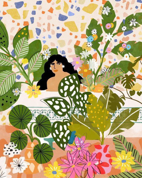 illustration by Alja Horvat