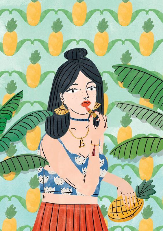 illustration by Bodil Jane