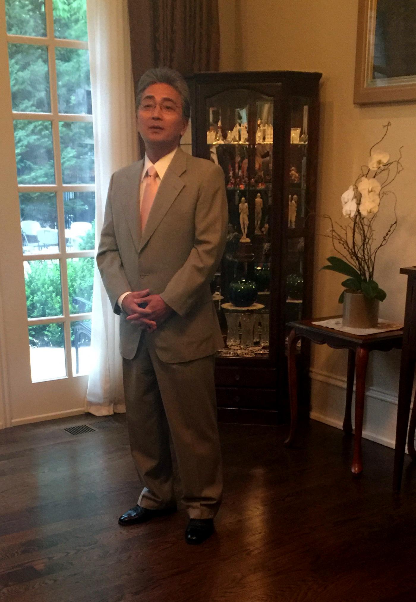 Consul-General of Japan Mr. Kinefuchi