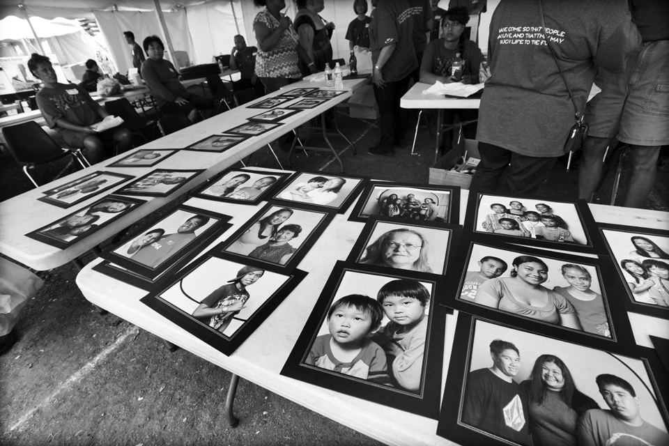 convoy of hope - portrait table