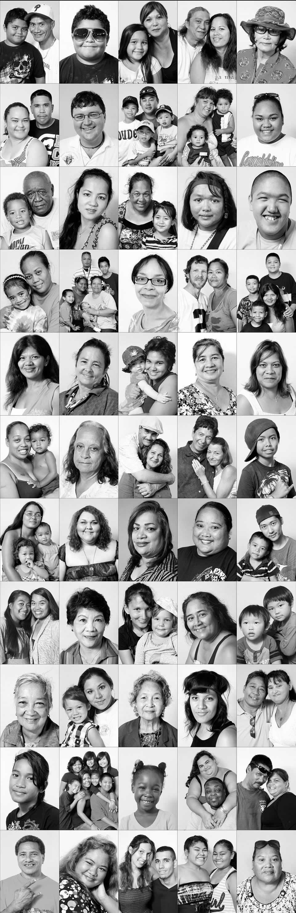 convoy of hope - portraits