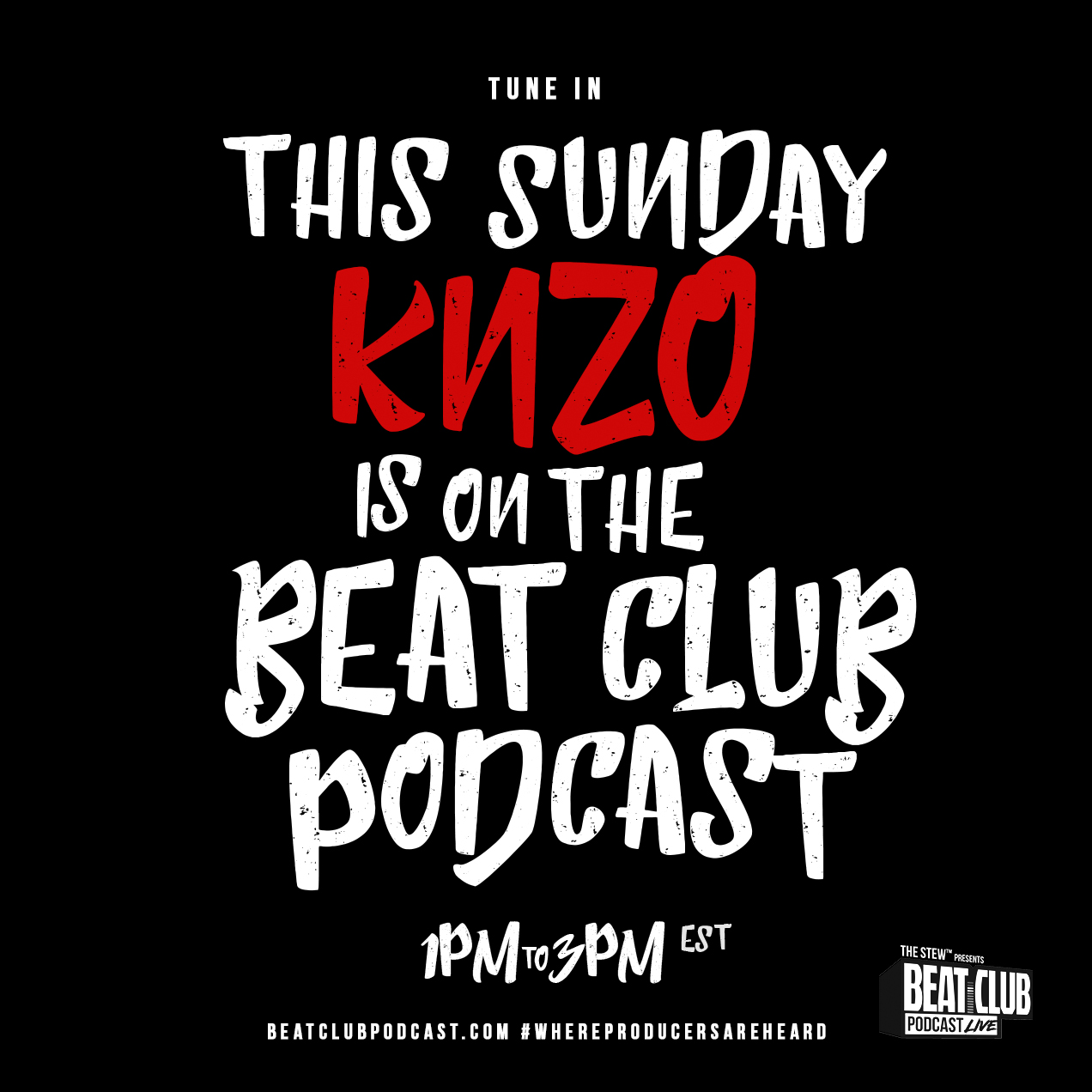 Another #SGFS4 finalist, Knzo, joins the squad for episode 39 of the Beat Club Podcast.